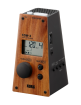 Korg - KDM-3 Limited Edition Quartz Metronome w/Volume & Rhythms - Wood Front Panel