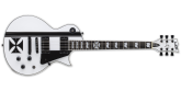 ESP Guitars - LTD Iron Cross Electric Guitar - Snow White