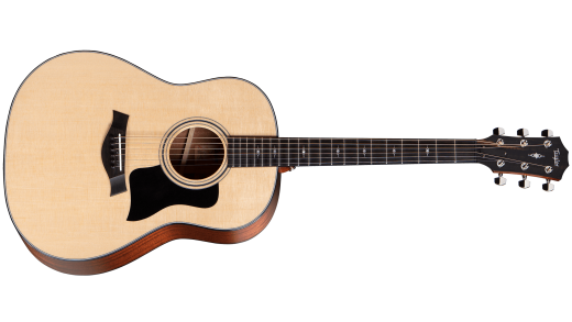 317 Grand Pacific Acoustic Guitar with V-Class Bracing & Case - Natural