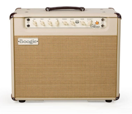 California Tweed 6V6 4:40 1x12 Combo Amplifier