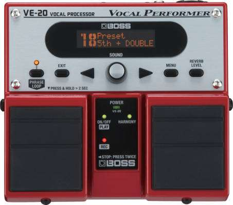 VE-20 - Vocal Processor
