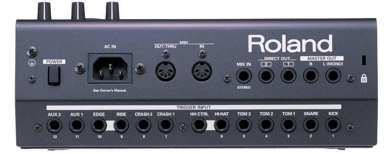 14e8831f45c6 Roland TD-12 - Percussion Module - Long   McQuade Musical Instruments