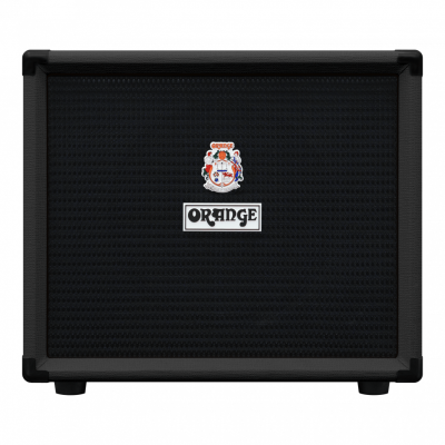 Bass 112 Cab - Black