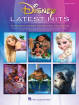 Hal Leonard - Disney Latest Hits: 15 Recent Disney Favorites - Easy Piano - Book