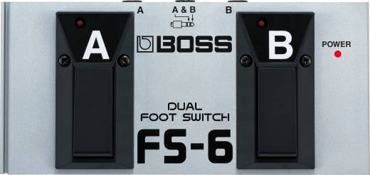 FS-6 - Dual Footswitch