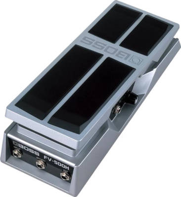 FV-500H - High Impedance Volume Pedal
