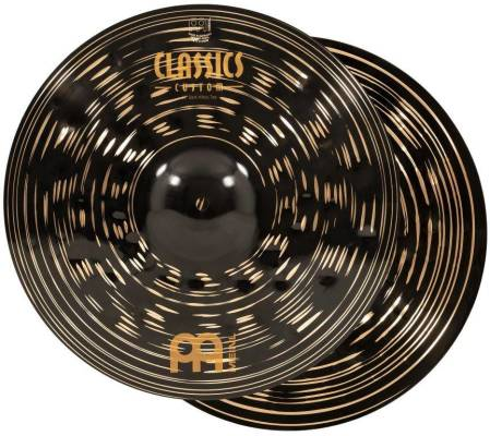 Classics Custom 16'' Dark Hihat Pair
