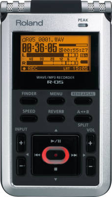 R-05 - WAVE/MP3 Recorder