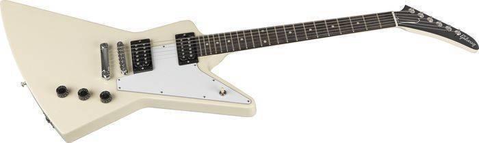 Gibson 76 Explorer Reissue Classic White Long