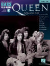 Hal Leonard - Queen: Bass Play-Along Volume 39 - Bass Guitar TAB - Book/Audio Online