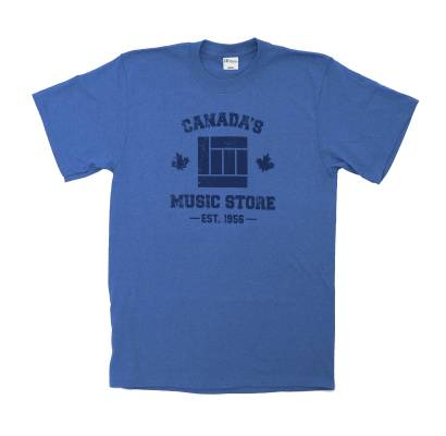 Canada's Music Store Est 1956 T-Shirt - Medium