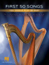 Hal Leonard - First 50 Songs You Should Play on Harp - Book