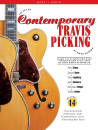 Hal Leonard - The Art Of Contemporary Travis Picking: Learn the Alternating-Bass Fingerpicking Style - Hanson - Book/Audio Online