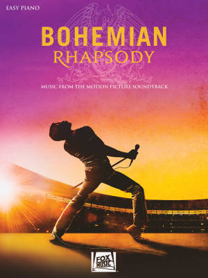 Bohemian Rhapsody (Music from the Motion Picture Soundtrack) - Easy Piano - Book