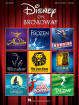 Hal Leonard - Disney on Broadway (2nd Edition) - Piano/Vocal/Guitar - Book