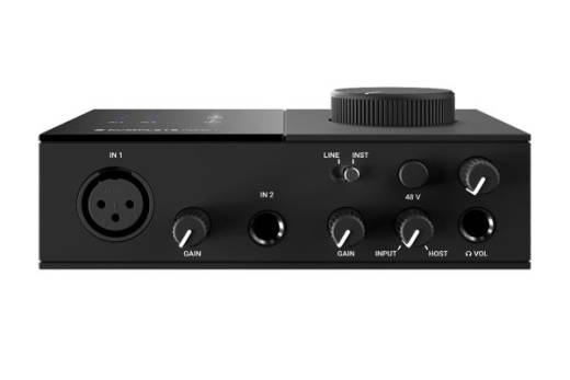 Komplete Audio 1 2-Channel Audio Interface w/Stereo RCA Out