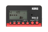 Korg - MA-2 Digital Metronome - Black/Red