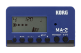 Korg - MA-2 Digital Metronome - Blue/Black