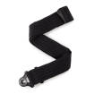 Planet Waves - 50mm Auto Lock Guitar Strap - Black Padded Stripes