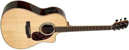 LV-09E Rosewood Select Series Acoustic-Electric Guitar w/ Cutaway