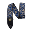 Ernie Ball - Tribal Blue Jacquard Strap