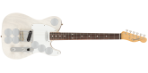 Fender - Jimmy Page Mirror Telecaster, Rosewood Fingerboard - White Blonde