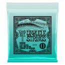 Ernie Ball - Concert/Soprano Ukulele Strings - Black