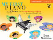 Faber Piano Adventures - My First Piano Adventure - Lesson Book A Pre-Reading - Faber - Piano - Book/CD
