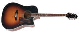 DR500 Masterbilt Acoustic/Electric - Vintage Sunburst