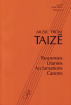 GIA Publications - Music from Taize - Volume 2: Responses, Litanies, Acclamations, Canons - Berthier - Spiral Edition Book
