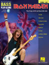 Hal Leonard - Iron Maiden: Bass Play-Along Volume 57 - Bass Guitar TAB - Book/Audio Online