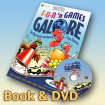 Fun With Composers - F-U-Nn Games Galore - Harvie - Book/DVD