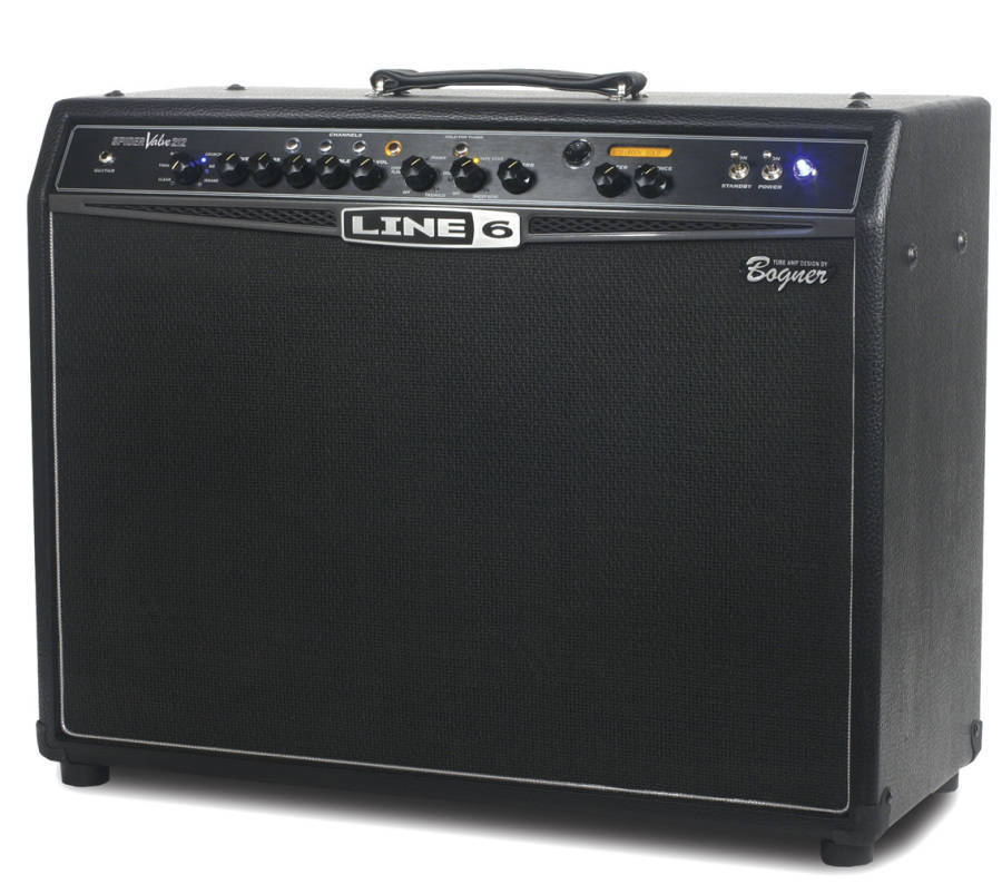line 6 spider valve mkii 2x12 combo long mcquade musical instruments. Black Bedroom Furniture Sets. Home Design Ideas