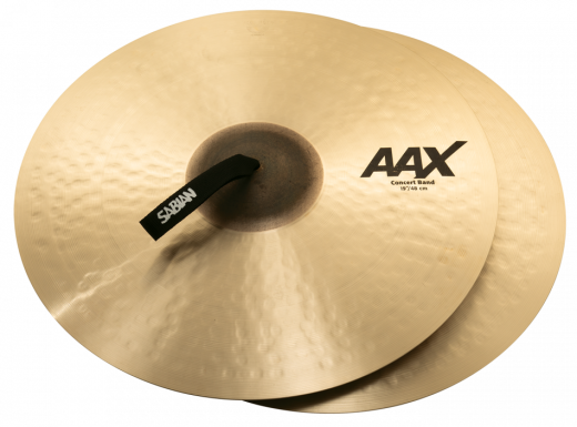 AAX 19'' Concert Band Cymbals