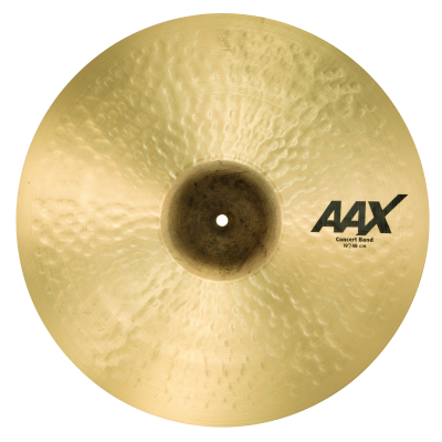 AAX 19'' Concert Band Single Cymbal