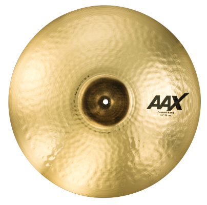 AAX 20'' Concert Band Single Cymbal - Brilliant