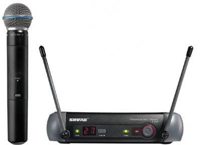 PGXD24/BETA58 - Handheld Wireless System