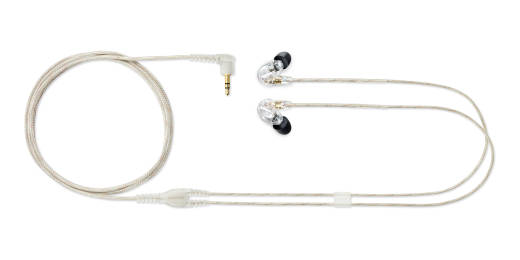 SE215-CL - Professional Sound Isolating Earphones - Clear