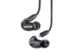 Shure - SE215 - Sound Isolating Earphones - Black