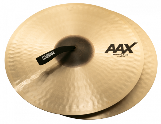 AAX 18'' Marching Band Cymbals