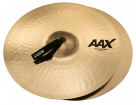 Sabian - AAX 18 Marching Band Cymbals - Brilliant