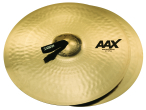 Sabian - AAX 20 Marching Band Cymbals - Brilliant
