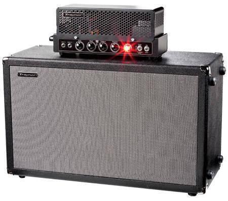 Traynor DarkHorse Series 2x12 Guitar Extension Cabinet -50 Watts ...