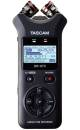 Tascam - DR-07X Stereo Handheld Digital Audio Recorder w/USB Audio Interface