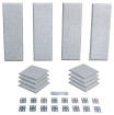 Primacoustic - London 8 Room Kit - Grey