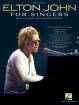 Hal Leonard - Elton John for Singers - Piano/Vocal - Book
