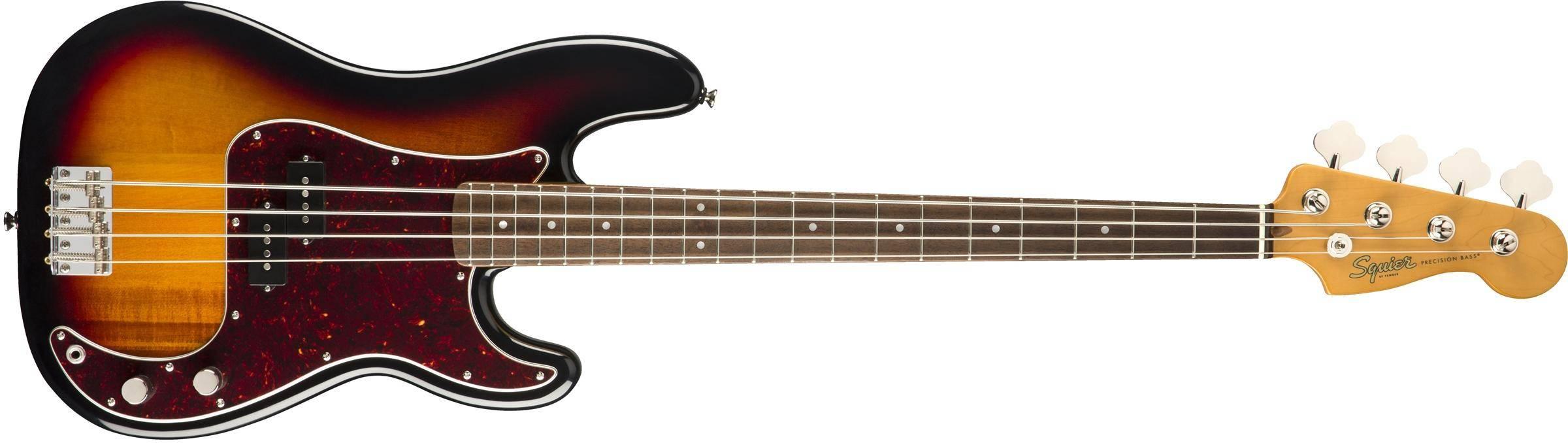 Classic Vibe '60s Precision Bass, Laurel Fingerboard - 3 Tone Sunburst