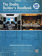 Studio Builder's Handbook - Book/DVD