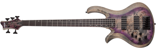 Riot 5 Bass - Satin Aurora Burst - Left Handed