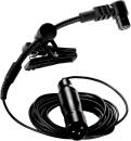 Compact Clip-on Instrument Condenser Microphone